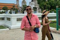 Василий Ломаченко отдыхает в Таиланде
