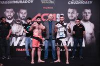 ACA 92: Довлетджан Ягшимурадов стал чемпионом ACA в полутяжелом весе
