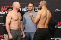 Видео боя Тим Ботч - Омари Ахмедов UFC Fight Night 146