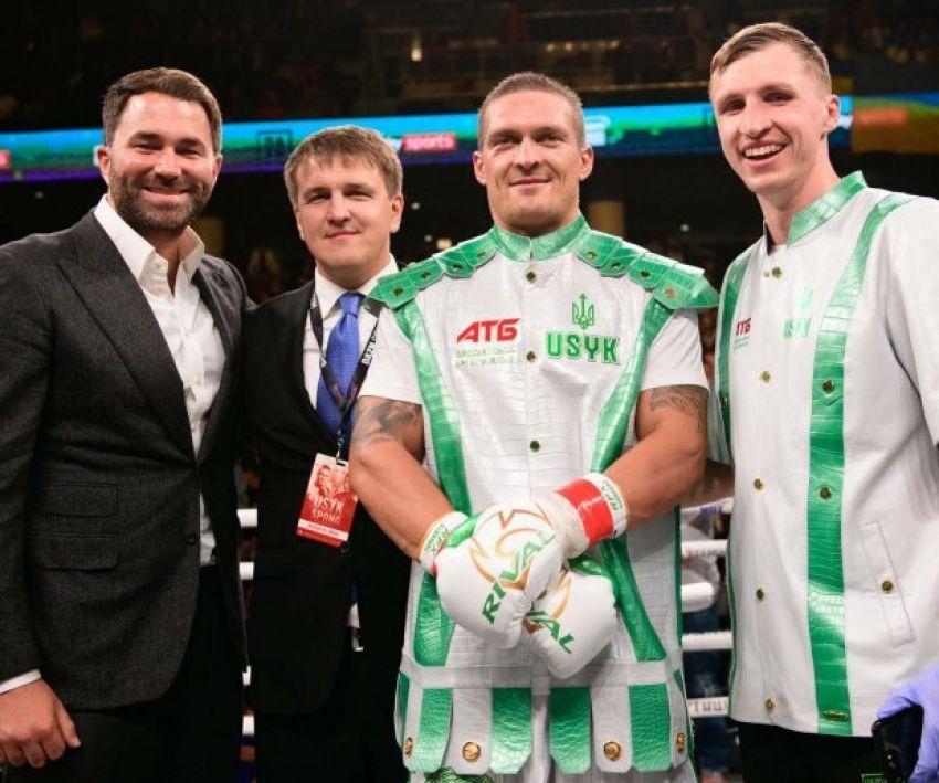 Александр Усик занимает второе место в обновленном рейтинге WBC, Поветкин - девятый