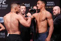 Видео боя Алекс Да Силва - Родриго Варгас UFC Fight Night 156