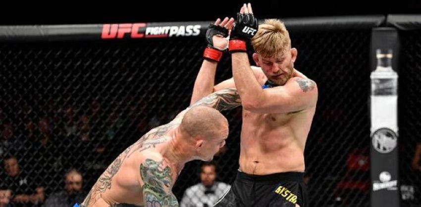 Бонусы турнира UFC Fight Night 153: Александр Густафссон - Энтони Смит