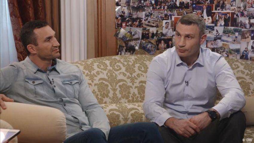 Кличко прокомментировал победу Зеленского: «Как Шварценеггер и мой старший брат»