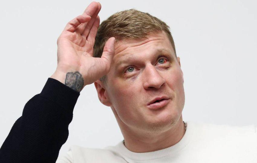 """Денис Лебедев - о разгромном поражении Поветкина: """"Нельзя было драться так быстро после болезни"""""""