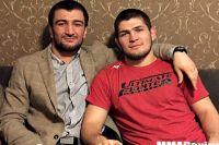 Абубакар Нурмагомедов подписал контракт с UFC