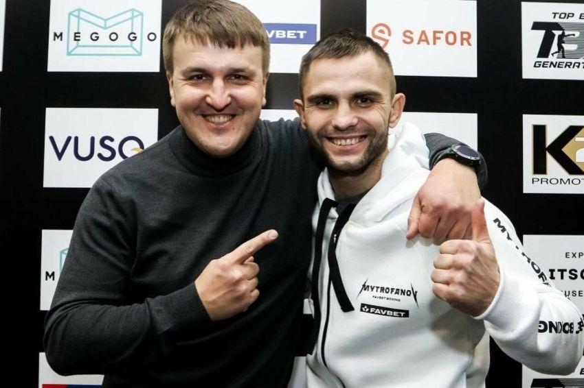 """Александр Красюк - о Митрофанове: """"Он уже не молод, ему больше 30 лет, но мы сделаем все, чтобы дать ему шанс"""""""