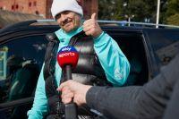 """Александр Усик: """"Я думаю не о Джошуа, а о своей жене и сыне"""""""