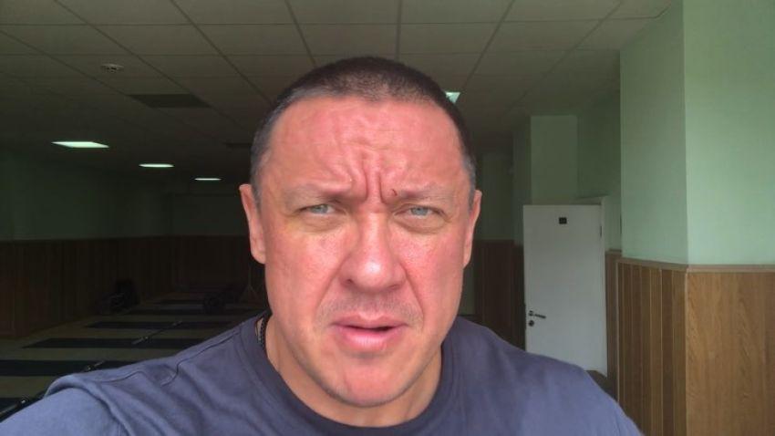 Михаил Кокляев попросил прощения за стычку с Емельяненко