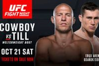 Pп ММА UFC FN 118 + Bellator 185