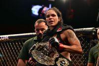Аманда Нуньес без труда разделалась с Холли Холм уже в первом раунде на UFC 239