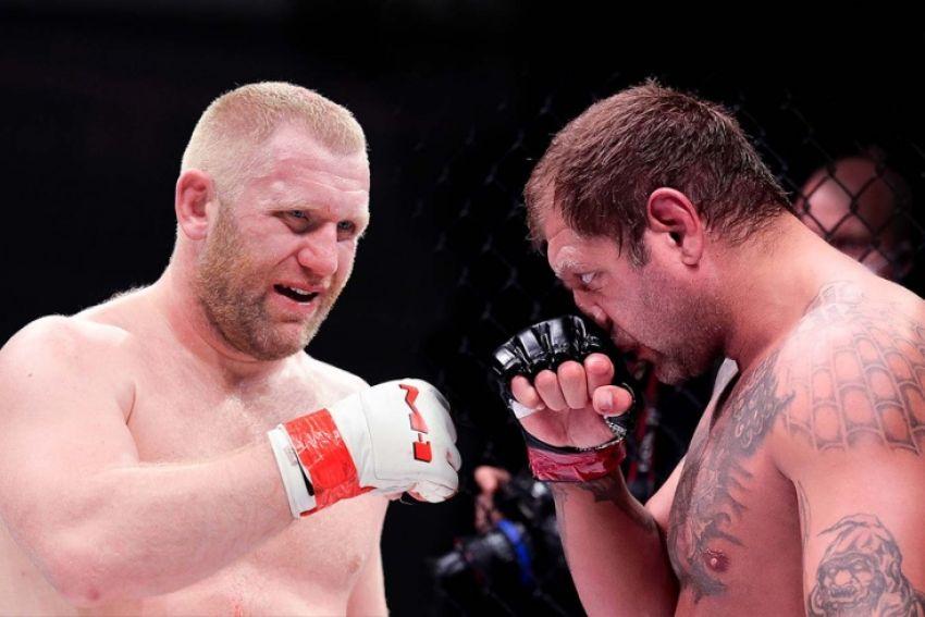 Сергей Харитонов отреагировал на слова Емельяненко о том, что Джиган отправил бы его спать в первом раунде