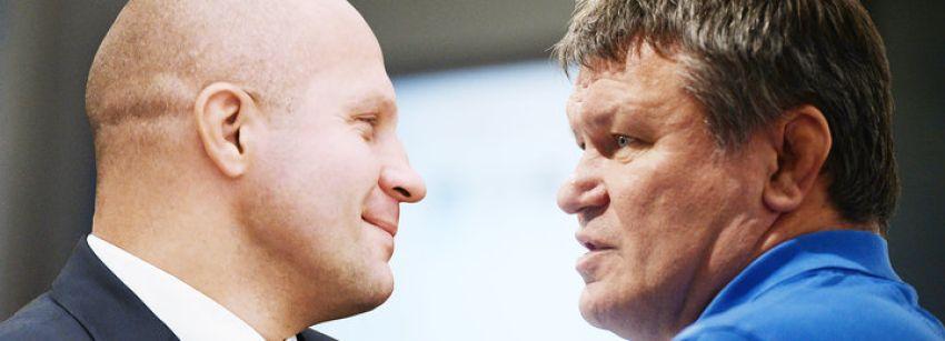«Это уже седьмая кляуза от него». Тактаров против Емельяненко.