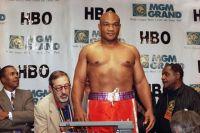 Джордж Форман признался, что в 55 лет планировал вернуться в ринг ради боя с Дэвидом Туа