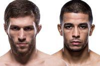 Видео боя Магомед Бибулатов — Джон Морага UFC 216