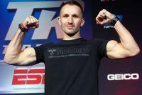 Эгис Каваляускас показал актуальную форму за четыре недели до боя с Верджилом Ортисом