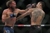 Бонусы турнира UFC 238: Генри Сехудо - Марлон Мораес, Валентина Шевченко - Джессика Ай