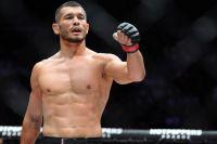 Махмуд Мурадов победил Алессио Ди Кирико в своем дебютном бою на UFC Fight Night 160