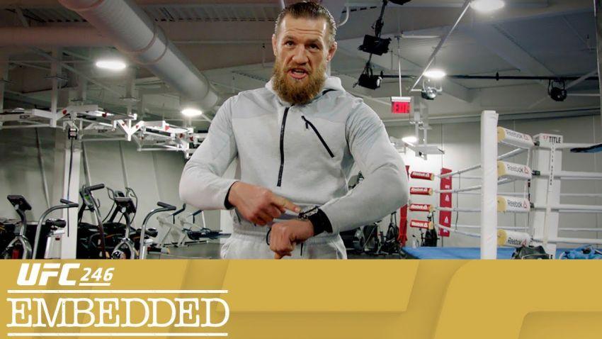 UFC 246 Embedded: Эпизод 5