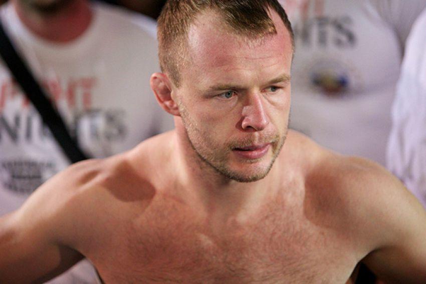 Александр Шлеменко рассказал, что с ним произошло на утренней тренировке (видео)