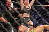 Слова Валентины Шевченко после победы над Джессикой Андраде на UFC 261