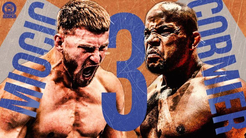 Ставки на UFC 252: Коэффициенты букмекеров на турнир Стипе Миочич - Даниэль Кормье 3