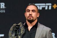 UFC планируют организовать бои Роберт Уиттакер - Джаред Каннонье и Никита Крылов - Джонни Уокер