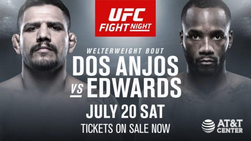 РП ММА №27 (UFC ON ESPN 4): 21 июля