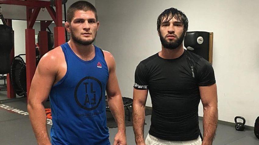"Абдулманап Нурмагомедов: ""Если Тухугова уволят, Хабиба не будет в UFC"""