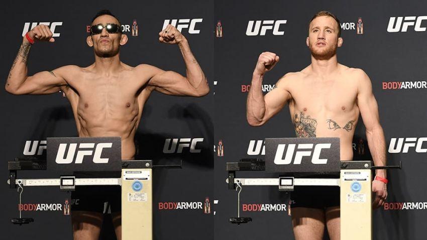 UFC 249 Тони Фергюсон - Джастин Гэтжи. Смотреть онлайн прямой эфир