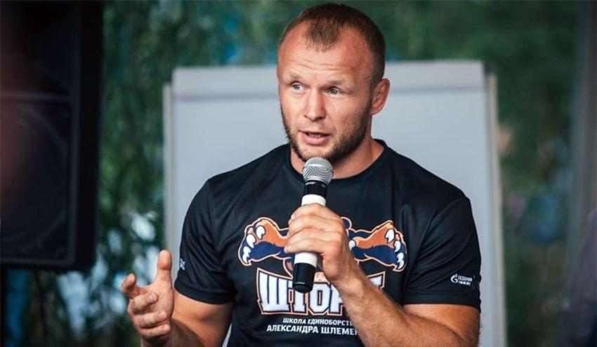 """Александр Шлеменко: """"У нас многие спортсмены живут за границей. И что, они кому-то помогли?"""""""