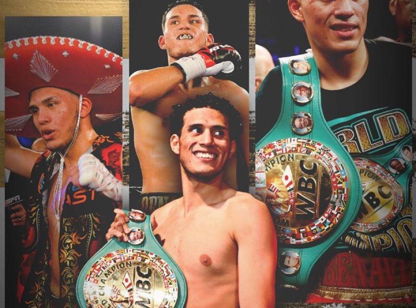 Давид Бенавидес досрочно победил Диррелла, вернув себе титул WBC