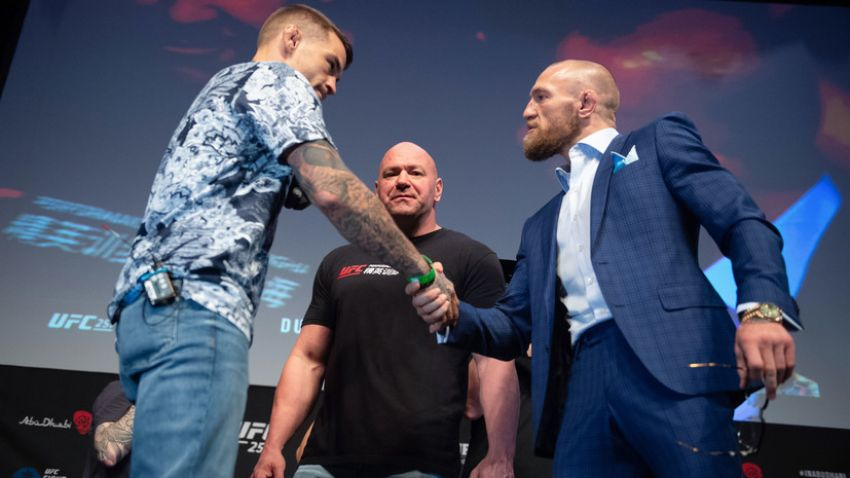 Petr Yan gave a prediction for the fight McGregor - Poirier 2