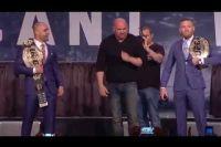 Стердауны участников UFC 205