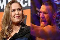 Ронда Роузи восхищена поведением МакГрегора после поражения Порье на UFC 264