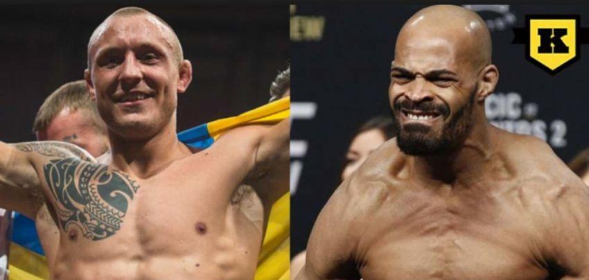 Дэвид Бранч и Джек Херманссон встретятся на UFC on ESPN 2