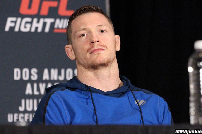 Джозеф Даффи не выступит на UFC Fight Night 142 из-за травмы