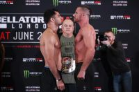 Результаты турнира Bellator London: Гегард Мусаси - Рафаэль Ловато