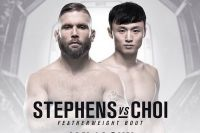 РП ММА №1 UFC Fight Night 124 Stephens vs. Choi