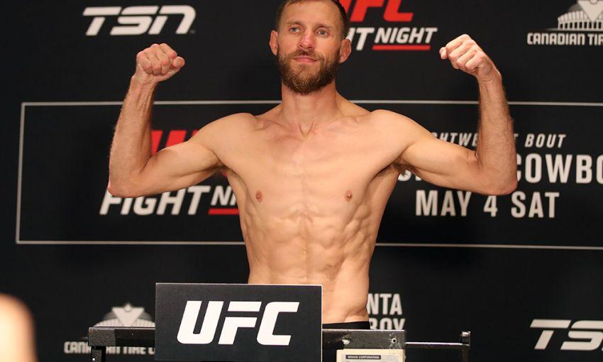 Результаты взвешивания турнира UFC 246: Конор МакГрегор - Дональд Серроне