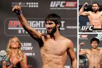 Гид по боям наших соотечественников в UFC