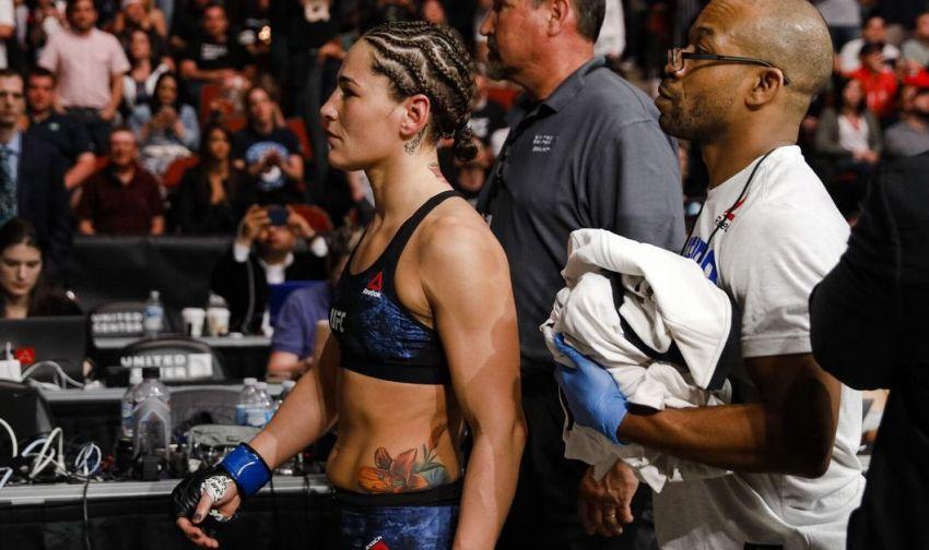 Джессика Ай просит UFC дать ей еще один шанс подраться с Валентиной Шевченко