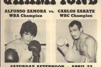 О битве двух Z бокса