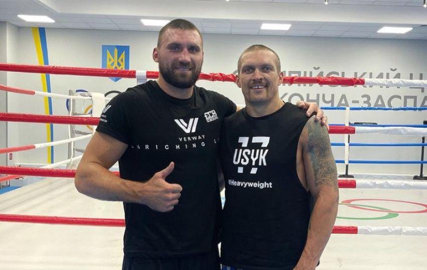 """Немецкий промоутер уверен, что нашел новую звезду супертяжелого веса из Украины: """"Он станет чемпионом мира и затмит Усика"""""""