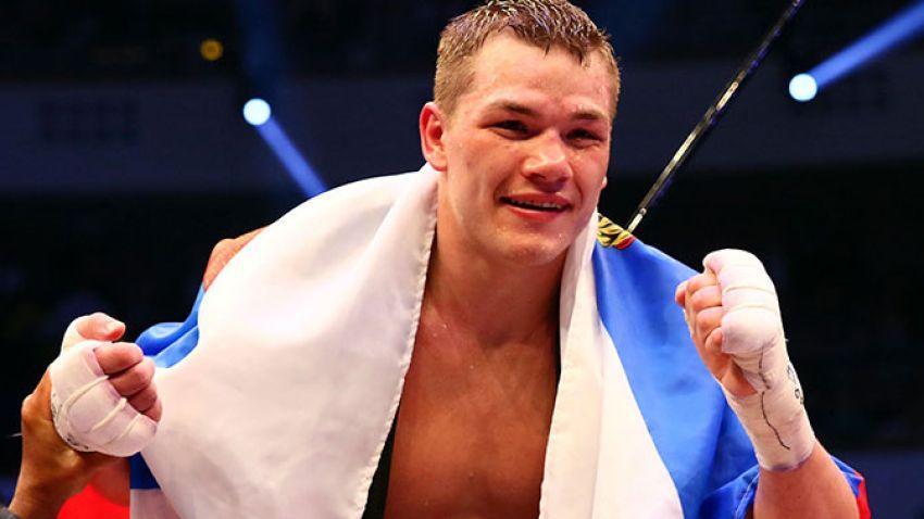 Федор Чудинов проведет следующий бой в декабре, известен соперник
