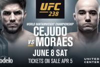 Прогноз на бой Генри Сехудо - Марлон Мораес на UFC 238
