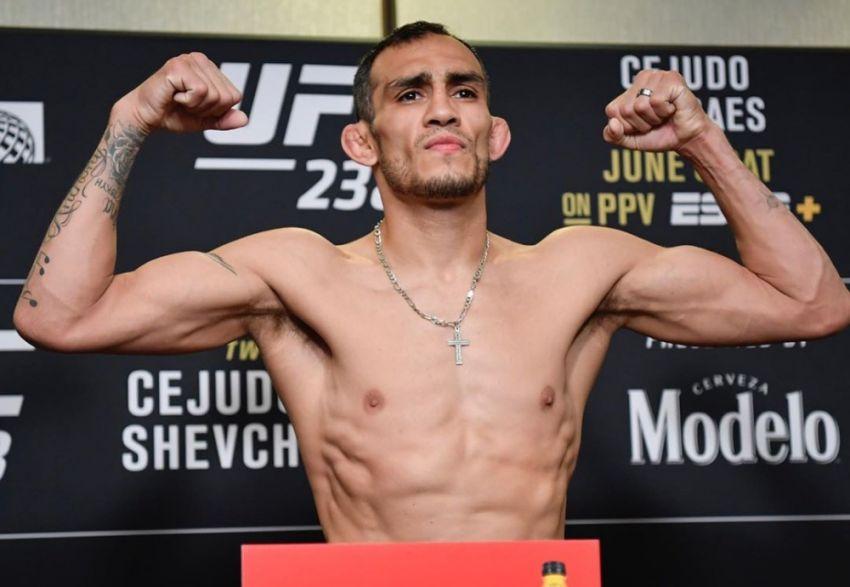 Результаты взвешивания турнира UFC 238: Генри Сехудо - Марлон Мораес, Валентина Шевченко - Джессика Ай