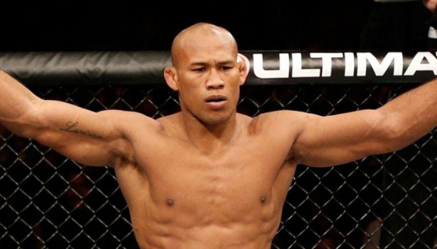 Роналдо Соуза следующий бой проведет на UFC 262