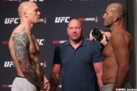 Видео боя Энтони Смит - Гловер Тейшейра UFC Fight Night 171
