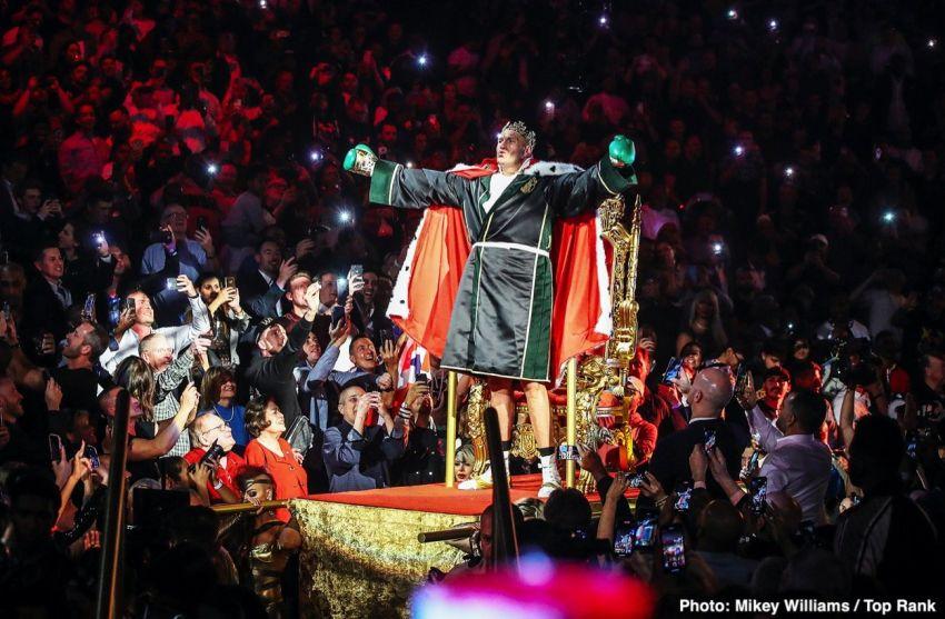 """Эдди Хирн: """"Франчайзинговое чемпионство не сулит боксу ничего хорошего"""""""