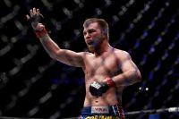 Поединок Брайан Каравэй — Люк Сандерс добавлен в кард турнира UFC Fight Night 123
